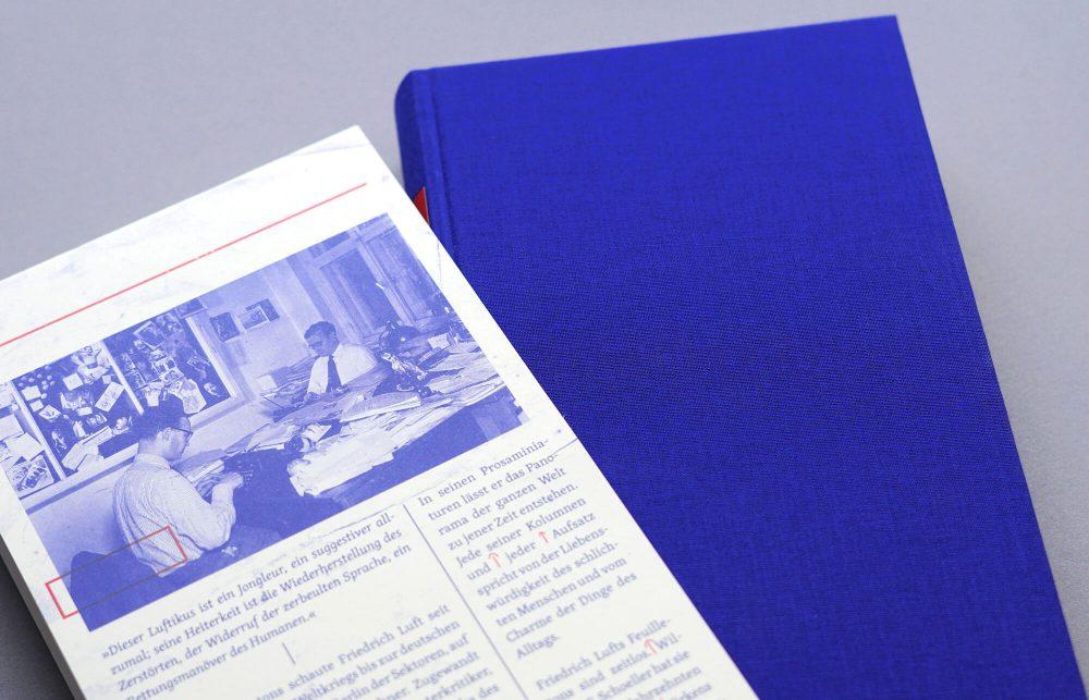 Friedrich Luft | Die Andere Bibliothek | Feuilletons
